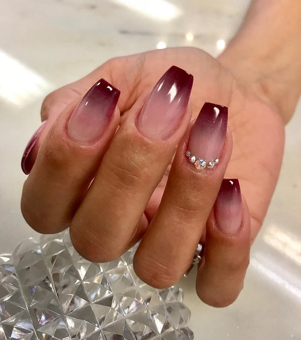 40 Fall Ombre Nails You`ll Want to Copy