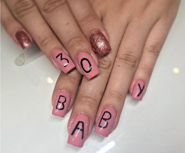 pink-30th-birthday-nails