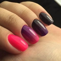 purple-pink-nail-design-fall