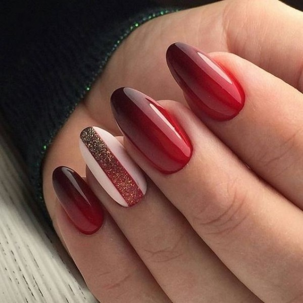 red-ombre-nails-for-fall