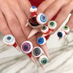 3D-eyes-nail-design-for-halloween
