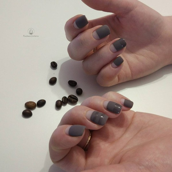 easy-coffee-colored-nail-art