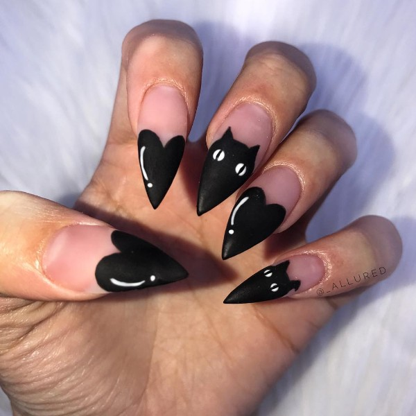 Halloween Nail Designs 2020: The Best Ideas for 31st of ...