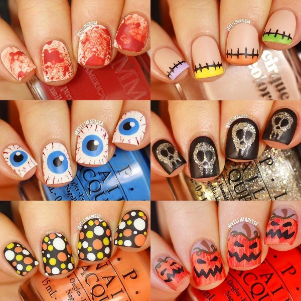 different-halloween-nail-designs