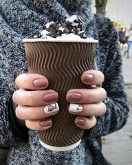 coffee-nails-for-fall