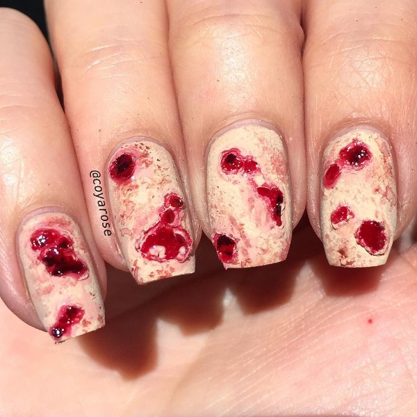 flesh-wounds-halloween-nails