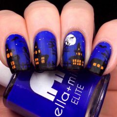 haunted-house-nails