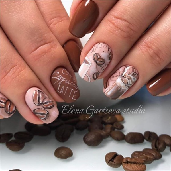 latte-nail-design