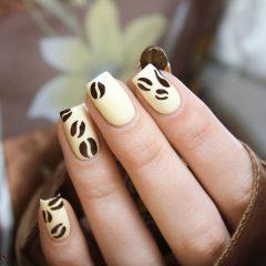 nude-coffee-nail-art