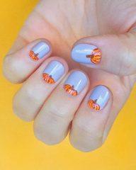 pumpkin-spice-halloween-nails