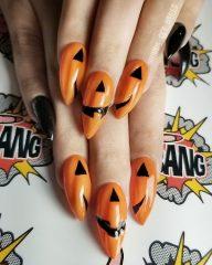 pumpkins-on-nails