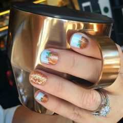 shimmering-pumpkin-nails