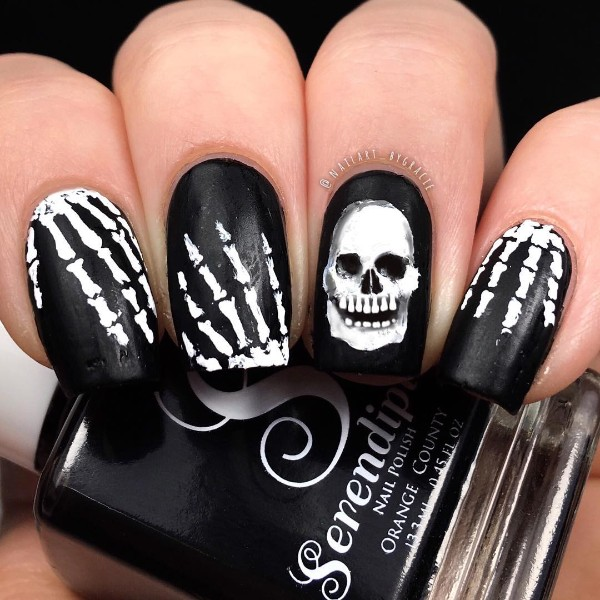 skeleton-nails