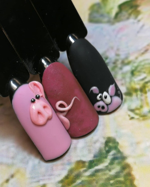 3D-pig-nail-design