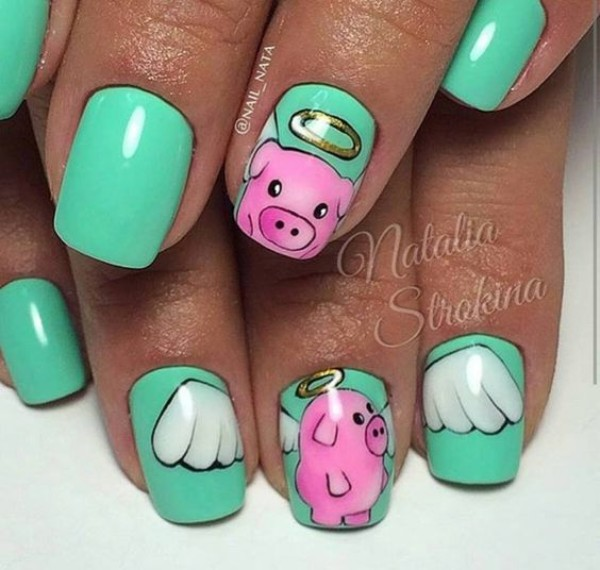 angelic-pig-nails