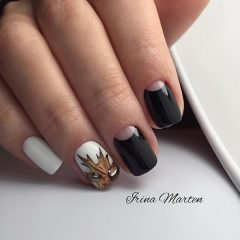black-n-white-fall-nails