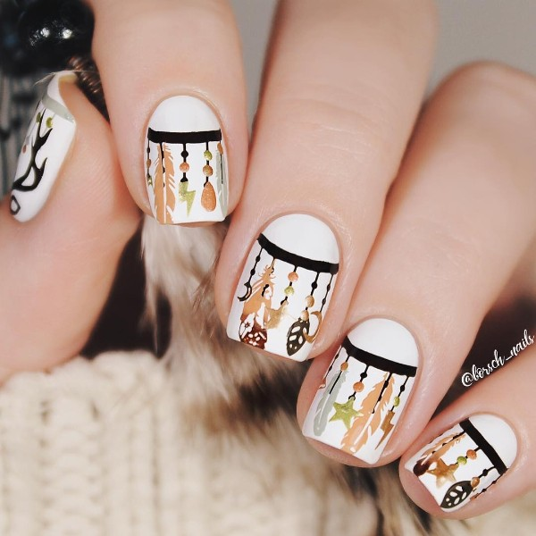 dreamcatcher-fall-nails