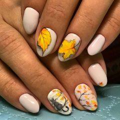 fall-cat-nails-