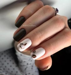 fall-coffee-nail-design