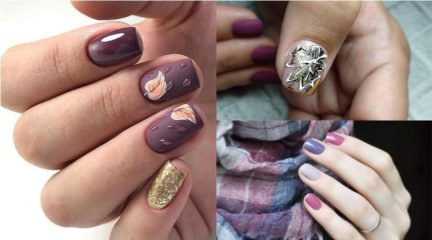 The Best Fall/Autumn Nail Designs Ever!