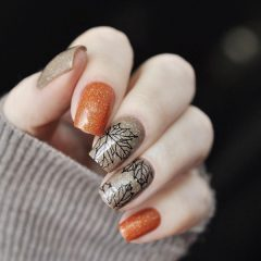 orange-n-brown-shimmering-fall-mani