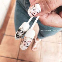 pig-nail-art