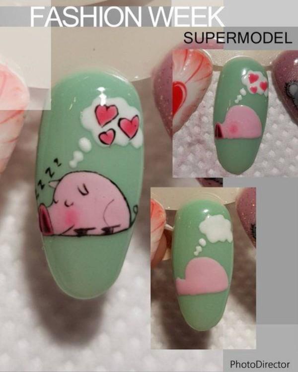 piggy-nails