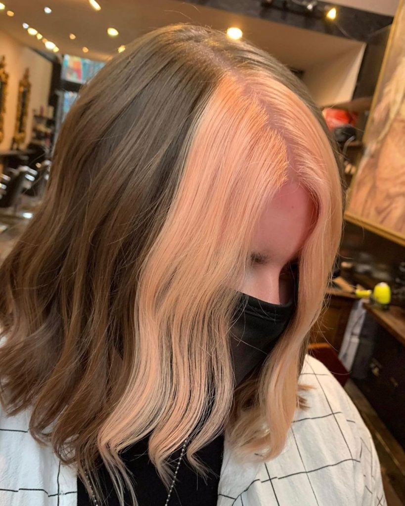 Hair Highlights Balayage Front for Girls