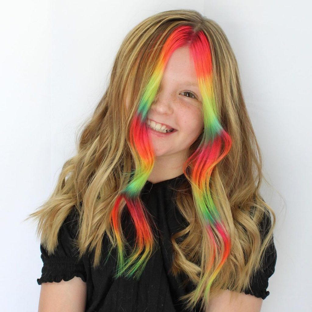 Hair Ideas for Kids and Teenage Girls