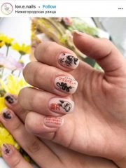 tattoo ideas for nails