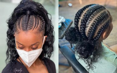 70 TOP Ideas of Stitch Braids for All Genders and Ages