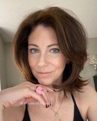 The Rachel Haircut for Older Women
