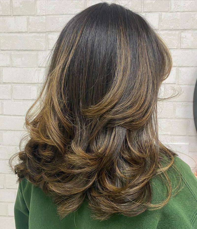 Layered Haircut aka The Rachel