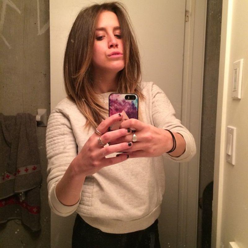 Rachel from Friends Shoulder-Length Haircut