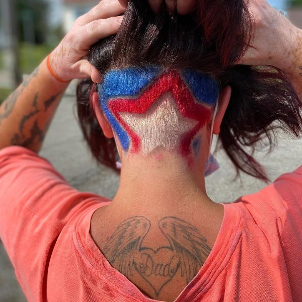 4th of July Hair