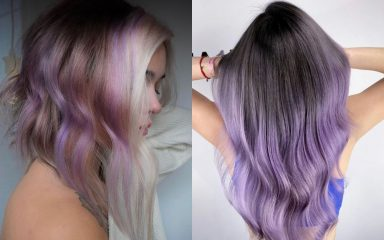 60 Gorgeous Lavender Hair Color Ideas for You to Try ASAP