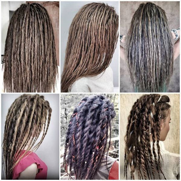 Different Types of Eco Dreads