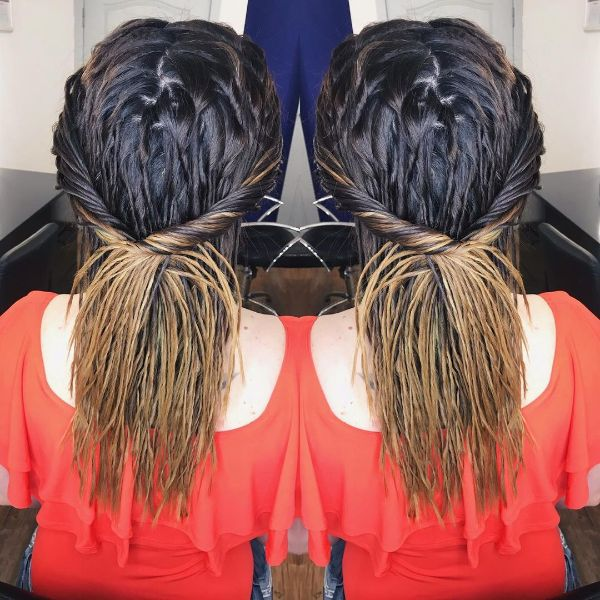 Twisted Eco Dreads